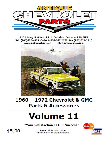 60-72 Truck catalogue