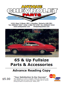65 and up catalogue